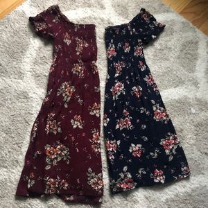 Smocked dress bundle